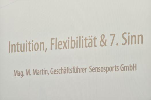 Moritz Martin ist zu Gast mit einem Vortrag