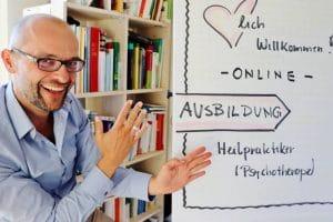 Online Ausbildung HP Psychotherapie